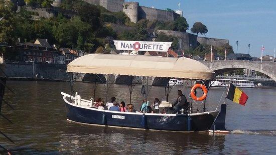 Anhee, Belgium: Port de Namur