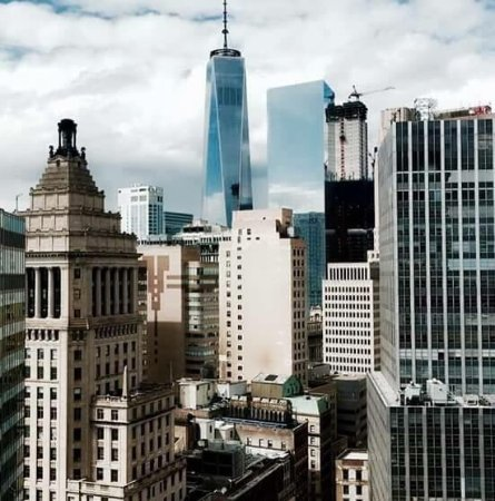 Bild Von Doubletree By Hilton Hotel New York City Financial District New York