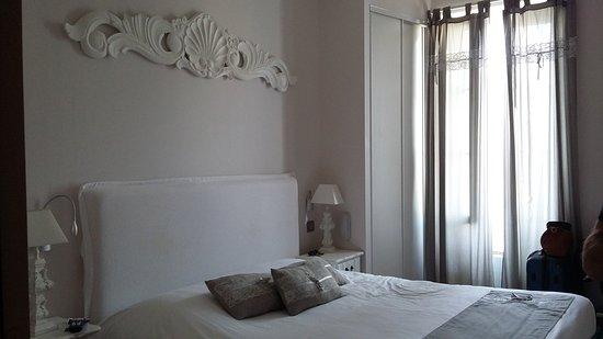 Grand Hotel Des Bains SPA : Endroit agréable , reposant à 2 pas de la mer en centre ville. Formidable