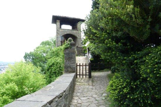 Rocca di Bergamo : Rocca