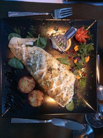 Tukums, ลัตเวีย: Филе рыбы