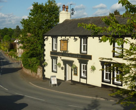 Wetheral, UK: Wheatsheaf Inn