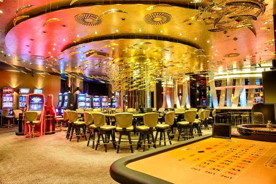 Casino Magic Planet Gold