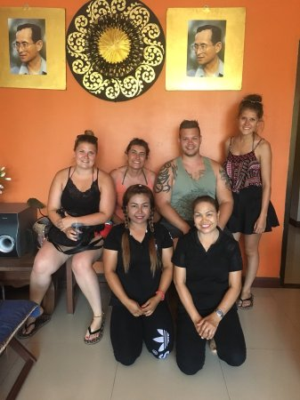 thai massage med happy billig thai massage