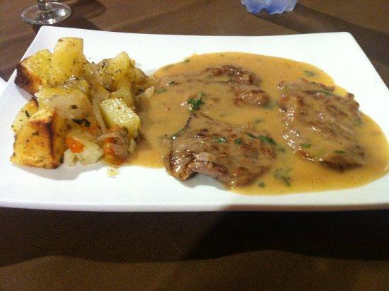 Scaloppine al marsala picture of ristorante primi piatti for Piatti ristorante