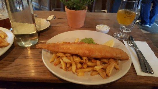 The Ebrington Arms Restaurant: 20170923_181821_large.jpg