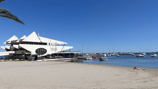 Santiago de la Ribera, Spain: Yachting Club