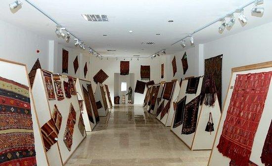 Isparta, Turcja: Prof. Dr. Turan Yazgan Halı ve Kilim Müzesi