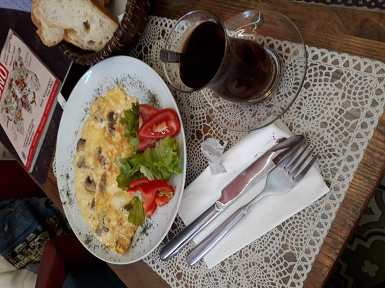 Galata Life Istanbul: Galatalife cafe menu