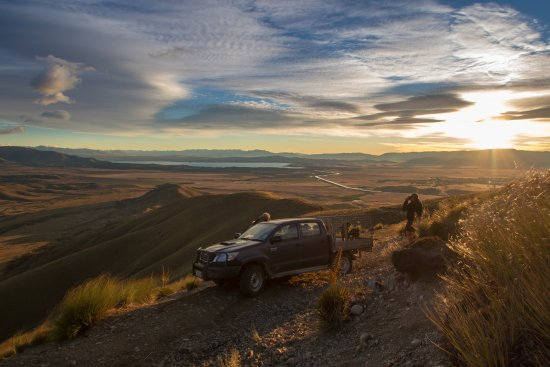 Twizel, نيوزيلندا: Take a 4WD tour to the top of Omahau Station to take in the vastness of the Mackenzie Country. 