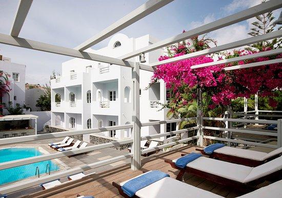 Afroditi Venus Beach Hotel Spa Reviews Price Comparison Santorini Ri Tripadvisor