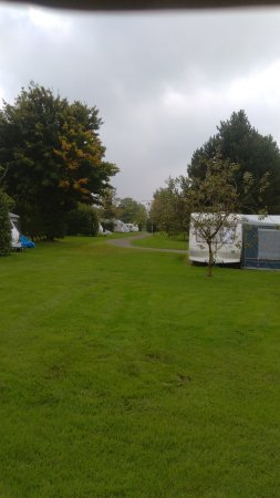 Radcliffe on Trent, UK: Thornton's Holt Camping Park