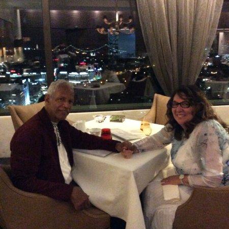Sheraton Lisboa Hotel & Spa: Celebrating 43 years of marriage!