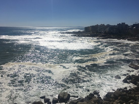 Grey Waters in Bantry Bay - Sea Point