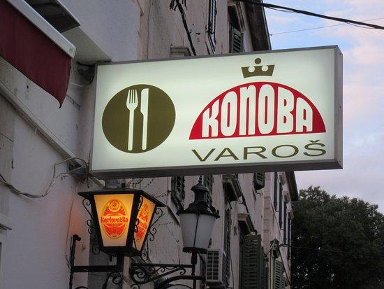 Konoba Varos Foto