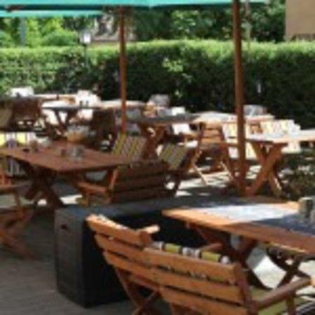 Schwabach, Germany: Restiorante Goldener Adler
