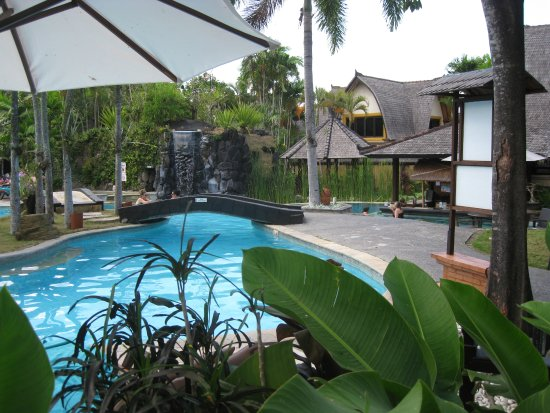 Hotel Vila Lumbung: Gorgeous pool area