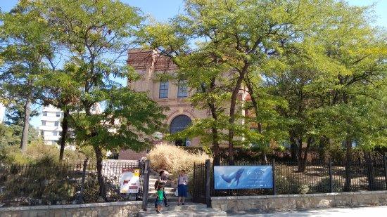 Museo Nacional de Ciencias Naturales: Entrada principal