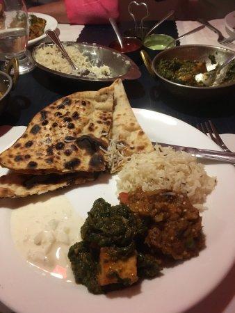 Curries Indian Restaurant London Ontario