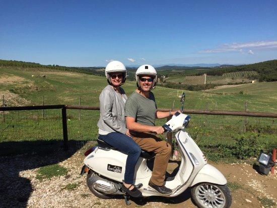 Vespa Trip Florence