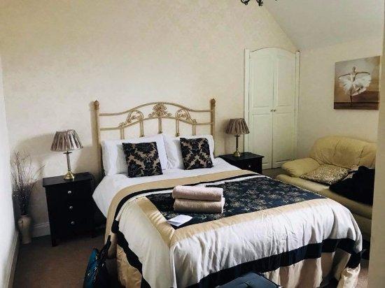 Dores, UK: Bedroom