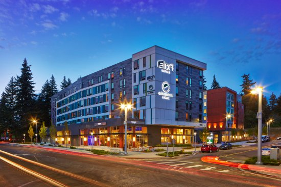 Aloft Seattle Redmond Hotel Reviews Photos Rate Comparison Tripadvisor