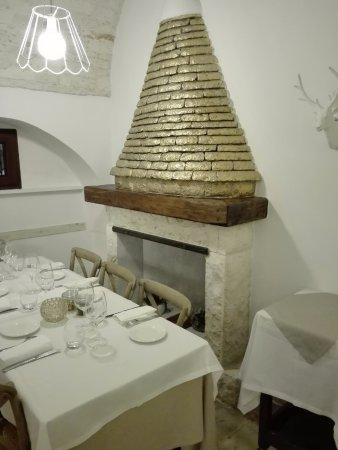 Ingresso cucina - Picture of Il Trullo D\'oro, Alberobello - TripAdvisor