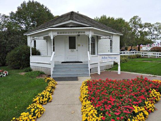 John Wayne Birthplace U0026 Museum: His Birth Site