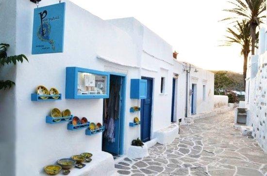 Passe-partout, Kastro Sifnos, Hellas