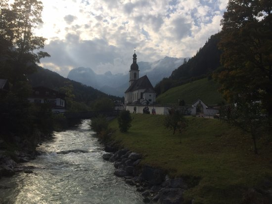 Pure Bavaria Tours: Mario stopped at this village - perfect photo stop.