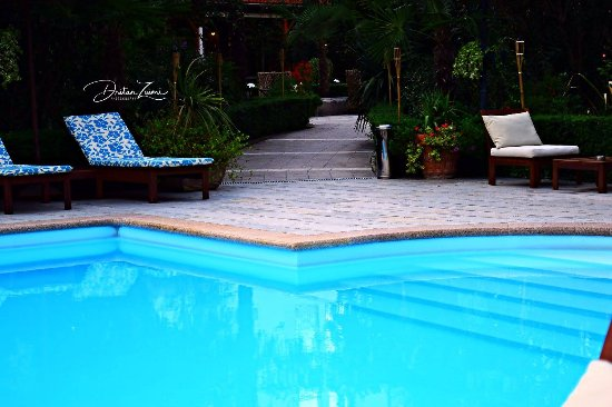 The best hotel in Tirana