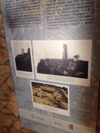 Castell de Sant Joan (Sant Joan Castle) : photo1.jpg