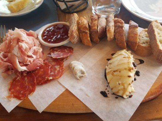 Photo of Italian Restaurant Osteria Morini at 218 Lafayette St, New York, NY 10012, United States