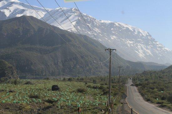 SnowTours: Cajon del Maipo Tour