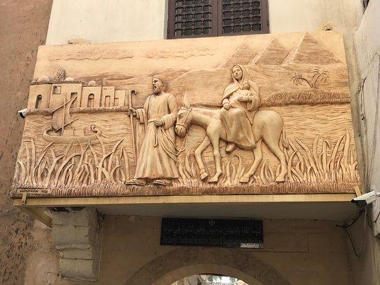 Le Vieux Caire (Quartier copte) : Churches
