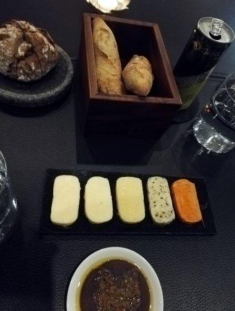 Restaurant Ikarus : Brot & Butter
