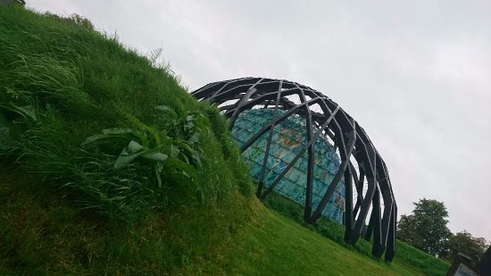 Acquoy, Nederland: Glass dome