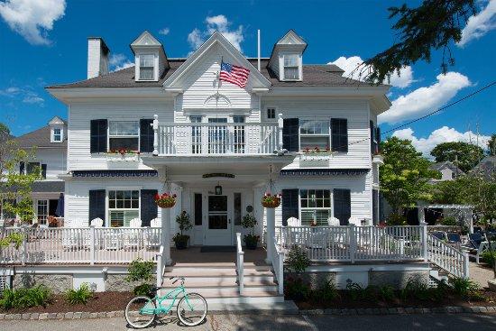 Kennebunkport Inn Maine Hotel Reviews Photos Amp Price