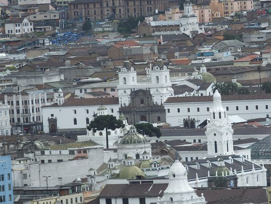 Tours Around Quito