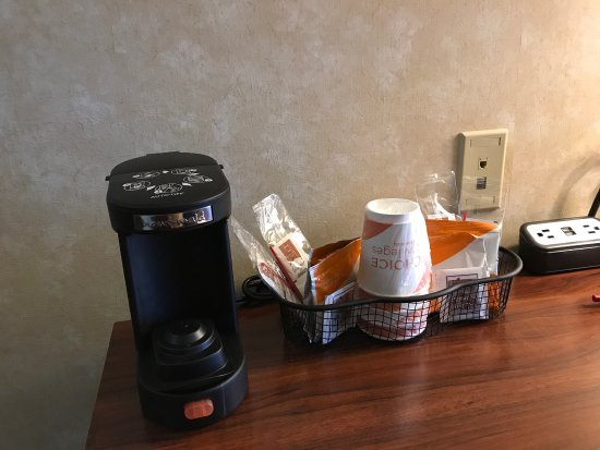 Comstock Park, MI: conveniences in your room!