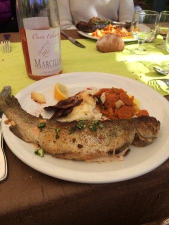 Restaurant chez marie dans conques avec cuisine fran aise for Plat cuisine francaise