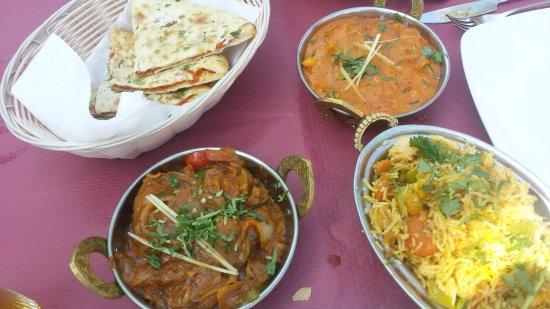 Restaurante Hindu Korma Picture
