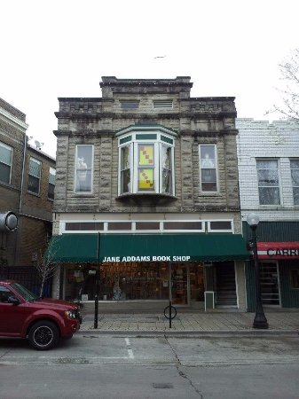 Jane Addams Book Shop