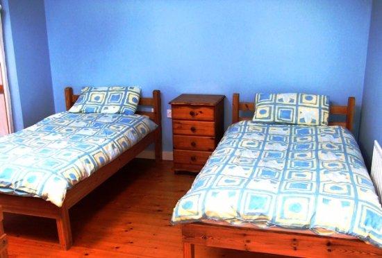 Feakle, ไอร์แลนด์: Twin room