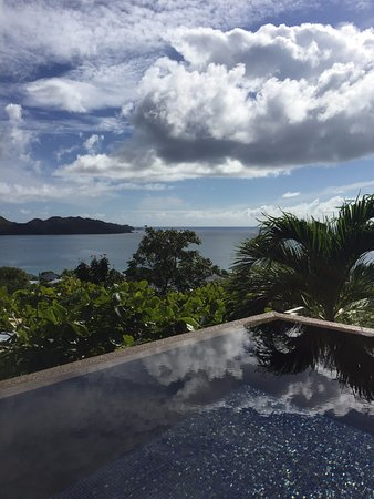 Anse Takamaka, Seychellen: Room Plunge Pool