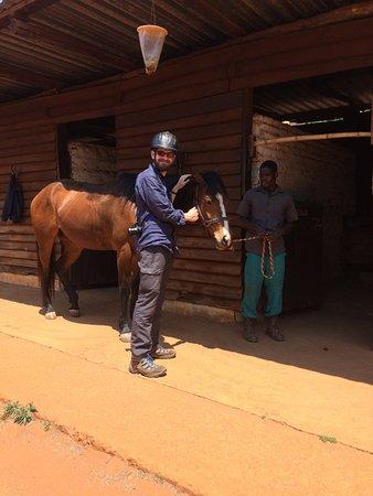 Zomba, Malaui: Making friends