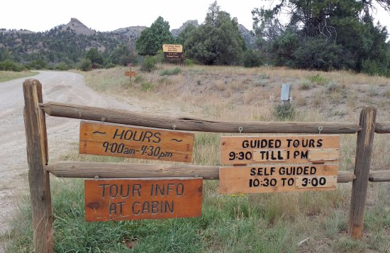 Chimney Rock National Monument: Hours