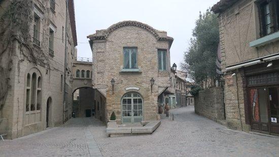 Chateau et Remparts de la Cite de Carcassonne: Rue du Four Saint Nazaire