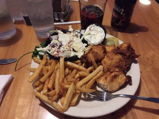 Clarkston, WA: Halibut & Chips