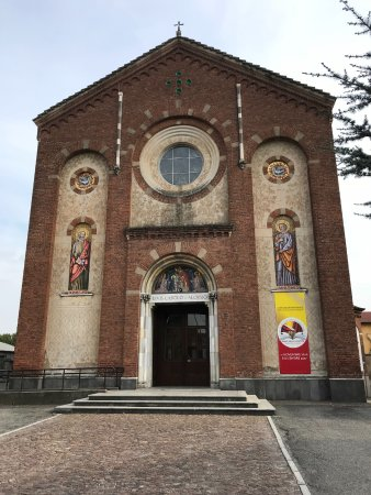 Magenta, Italië: Chiesa dei SS. Carlo e Luigi